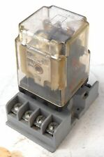 POTTER & BRUMFIELD RELAY KRPA-11AG-120, 120 VOLTS, 50/60 HZ