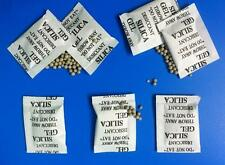 HO UK 50 Packs New Good Drypack 1 Gram Silica Gel Packets Desiccants Ship Dry