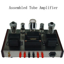 Class A Single Ended FU50 6N8P Tube Audio Amplifier 13W*2 HIFI Valve Amp DIY Kit
