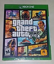 Grand Theft Auto V 5 for Xbox One - Brand New & Sealed & Same Day Shipping !!