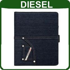 Original Diesel Flip Funda Apple Ipad 2 3 4 Aire Tablet Original Libro Cubierta Folio