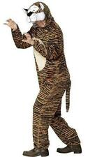 Tiger Adult Mascot Costume