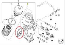 Genuine BMW Oil Filter Housing Gasket 6 Cylinder 3,5,7,X3,X5,Z4PN:11421719855 UK