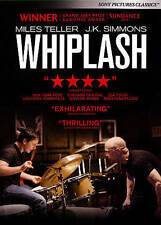 Whiplash (DVD, 2015)