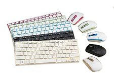 Hk3910 Wireless 5.5mm Ultra-thin Aluminum Alloy game Keyboard and Mouse