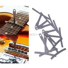 Set of 9 Understring Radius Gauge For Guitar and Bass Setup Luthier Tools