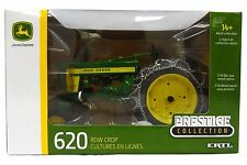 2016  ERTL 1:16 John Deere 620 ROW CROP w/CHAINS *PRESTIGE COLLECTION* NIB!
