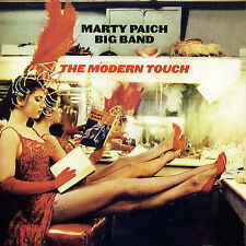 MARTY PAICH BIG BAND THE MODERN TOUCH ALL-STAR CD -  FREE SHIP/RARE/LIKE NEW!