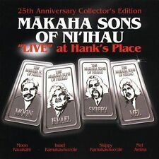"Live at Hank's Place by Makaha Sons of Ni'ihau, Israel ""IZ"" Kamakawiwo'ole"