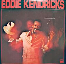 EDDIE KENDRICKS boogie down LP 1974 MOTOWN the thin man/hooked on your love VG++