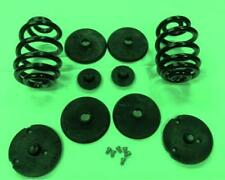 MERCEDES VITO V CLASS V220  W638 REAR COIL SPRING AIR CONVERSION KIT UPRATED