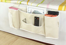 Bedside Hanging Storage Organizer Bags Cases- Oxford Cloth Pockets