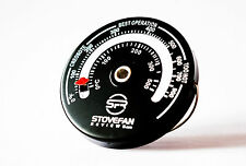 SFR Stove Thermometer -  Magnetic Gauge for Wood Burner.