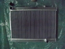 Aluminum Radiator FOR Holden Torana LJ LC LH LX V8 with chev engine Manual MT