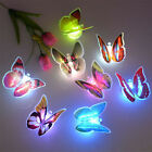 Changing Colorful Romantic LED Butterfly Night Light Lamp Sale 1Pc Random Color