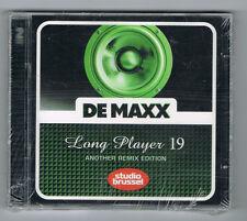 DE MAXX - LONG PLAYER 19 - 2 CD SET - 38 TRACKS - 2010 - NEUF NEW NEU