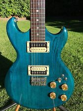 Aria Pro II CS-350 Cardinal Series Beautiful Azure Blue Transparent!
