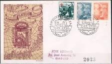 1953.-  MÁLAGA A MADRID