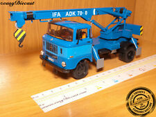 IFA W50 ADK 1:43 CAMION TRUCK CONSTRUCTION GERMANY 1965