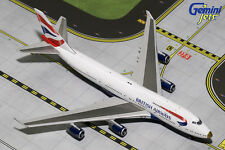 GEMINI JETS BRITISH AIRWAYS B747-400 VICTORIOUS 1:400 DIE-CAST GJBAW1593