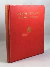 Chinese Ceramics in Private Collections 1931 Catalog Color Plates 496/625 Rare