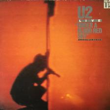 U2 - Live: Under A Blood Red Sky (Mini LP) (VG/G++)