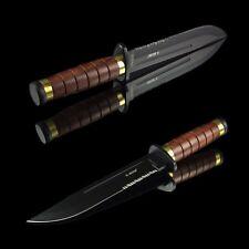 Jagdmesser  Reisemesser KNIVES Kandar RAMBO Tactical Rescue 31 cm