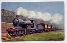 (Lb7363-183)  G.S.& W.R. American Mail Train, 1906  Used G-VG
