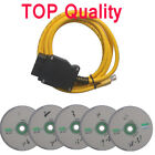 Top Quality Ethernet to OBD Interface Cable E-SYS ICOM Coding for BMW ENET OBDII