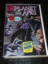 PLANET OF THE APES Comic - No 19 - Date 12/1991 - US Adventure Comics