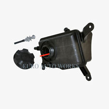 BMW Coolant Reservoir Overflow Expansion Tank + Sensor + Cap Premium 986