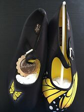 Hot Chocolates Shoes,  Butterfly Size Us Adult 6