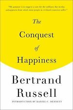 The Conquest of Happiness, Russell, Bertrand, Good Book