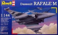 KIT REVELL 1:144 AEREO DASSAULT RAFALE M    ART 04033