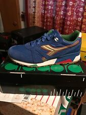 "DS DIADORA X PACKER N9000 ""AZZURI"" Size US 11.5 Fits Size 12"