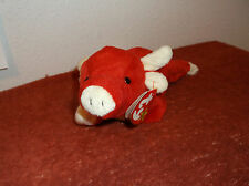 """""""TY""""  BEANIE BABIES...SNORT  D.O.B...MAY 15,1995.....RETIRED..#284"""