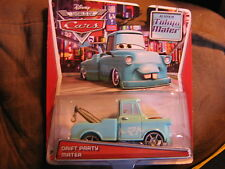 DISNEY CARS TOKYO MATER DRIFT PARTY MATER  WALMART EXCLUSIVE