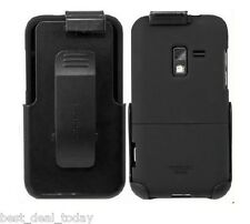 Seidio Surface Combo Case Holster W/ Clip For Samsung Conquer D600 Sprint Black