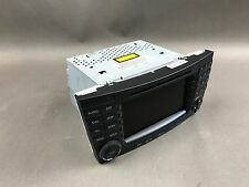 04-06 MERCEDES W211 E500 E320 RADIO NAVI CONTROL UNIT AUDIO CD PLAYER 2118276342
