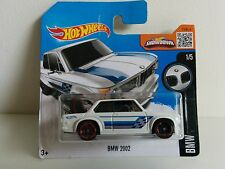 New Hot Wheels 2016 – BMW 2002 – HW BMW Short Card (186/250)