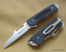 CRKT EDGIE 2 FOLDING KNIFE 4.25 INCH CLOSED 440 RAZOR SHARP BLADE