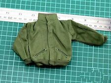 """1:6 Scale Green Jacket with Side Pocket Coat Shirt Clothes for 12"""" Action Figure"""