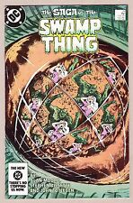 Saga of the Swamp Thing #29 Alan Moore