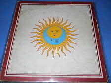LP UK PROG KING CRIMSON - LARKS' TONGUES IN ASPIC