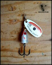 BLUE FOX VIBRAX  WILD EYE spinner size 2 (Made in Finland)