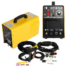 CT312 Multi Functional 3in1 Plasma Cutter Welder TIG / MMA Welder Pressure Gauge