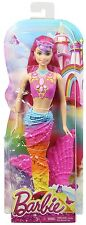 Mattel - Barbie Fairytale Mermaid Doll - Rainbow Fashion - Brand New