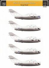 sd72002/ S.B.S Model - Decals - MiG-15UTI - Finnische Luftwaffe - 1/72 - TOPP