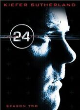 Brand New DVD 24: Season Two (2001)  Kiefer Sutherland Sarah Wynter Dennis Haysb
