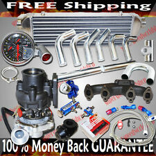 Turbo Kits T3/T4 Turbo for  VW Jetta 93-05 GL/ 94-04 GLS Sedan 4D 2.0L I4 V8only